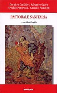 Copertina di 'Pastorale sanitaria'