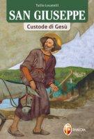 San Giuseppe custode di Gesù - Locatelli Tullio