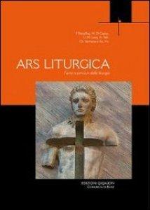 Copertina di 'Ars liturgica'