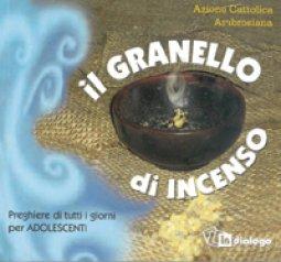 Copertina di 'Il granello di incenso'