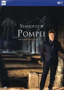 Copertina di 'Stanotte a Pompei'