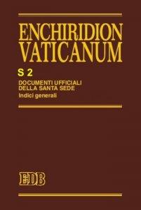 Copertina di 'Enchiridion Vaticanum. S2'