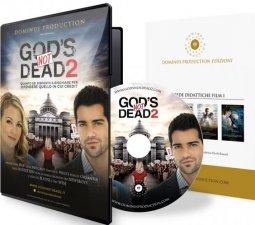 Copertina di 'God's not dead 2  Dio non è morto 2'