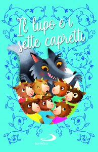 Copertina di 'Il lupo e i sette capretti'