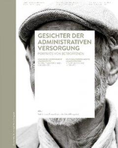 Copertina di 'Volti per l'internamento amministrativo. Ritratti di persone internate. Ediz. italiana, francese e tedesca'