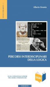 Copertina di 'Percorsi interdisciplinari della logica'