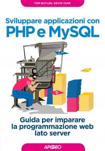 Copertina di 'Sviluppare applicazioni con PHP e MySQL'