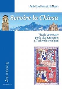Copertina di 'Servire la Chiesa'