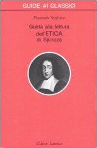 Copertina di 'Guida alla lettura dell'Etica di Spinoza'