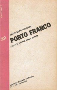 Copertina di 'Porto franco'