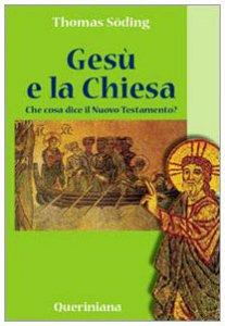 Copertina di 'Gesù e la Chiesa'