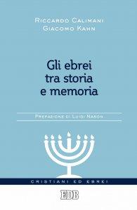 Copertina di 'Gli Ebrei tra storia e memoria'
