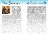Immagine di 'Libretto Rosario con immagine di San Francesco d'Assisi e coroncina'
