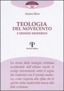 Copertina di 'Teologia del Novecento e mondo moderno'