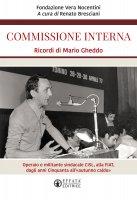 Commissione Interna. Ricordi di Mario Gheddo - Fondazione Vera Nocentini