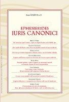 Ephemerides Iuris Canonici. Anno 53 (2013) n.2