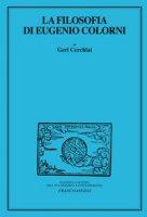La filosofia di Eugenio Colorni - Cerchiai Geri