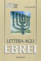 Lettera agli ebrei - MacRae George