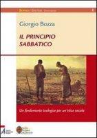 Il principio sabbatico - Bozza Giorgio