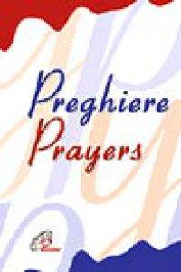 Copertina di 'Preghiere/Prayers'