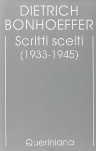 Copertina di 'Scritti scelti (1933-1945)'