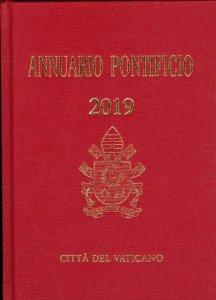 Copertina di 'Annuario Pontificio 2019'