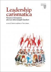 Copertina di 'Leadership carismatica'