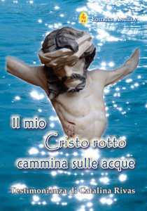 Copertina di 'Il mio Cristo rotto cammina sulle acque'