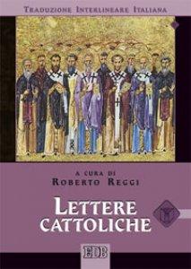 Copertina di 'Lettere cattoliche'