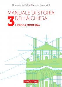 Copertina di 'Manuale di storia della Chiesa'