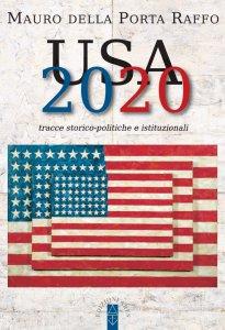 Copertina di 'USA 2020. Tracce storico-politiche & istituzionali.'