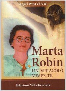 Copertina di 'Marta Robin'