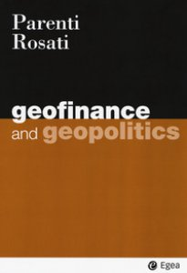 Copertina di 'Geofinance and geopolitics'