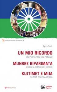 Copertina di 'Un mio ricordo. Un poeta rom dal Kosovo'