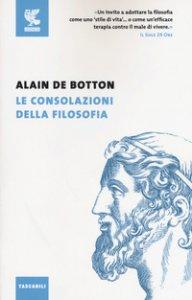 Copertina di 'Le consolazioni della filosofia'