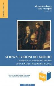Copertina di 'Scienza e visioni del mondo'