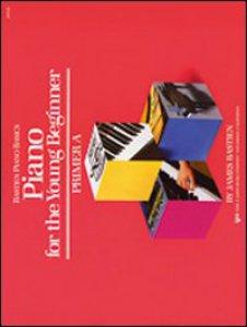 Copertina di 'Pianoforte per il piccolo principiante. Livello preparatorio'