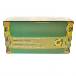 Copertina di 'Carbone rapido per  turibolo (90 pezzi)'