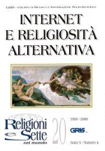 Copertina di 'Internet e religiosità alternativa (Anno 5 - Numero 4 1999-2000)'