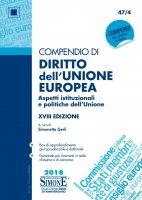 Compendio di Diritto dell'Unione europea - Simonetta Gerli