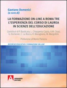 La formazione on-line a Roma Tre. L'esperienza del corso ...