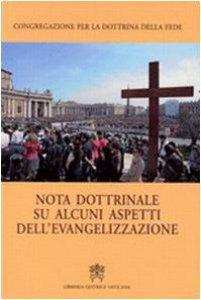 Copertina di 'Nota dottrinale su alcuni aspetti dell'Evangelizzazione'