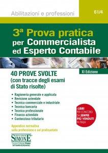 Copertina di '3° Prova pratica per Commercialista ed Esperto Contabile'