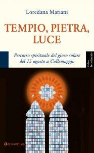 Copertina di 'Tempio, Pietra, Luce'