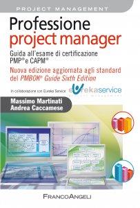 Copertina di 'Professione project manager'
