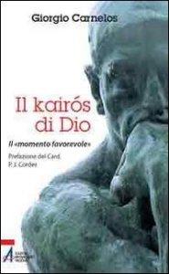 Copertina di 'Il kairós di Dio'