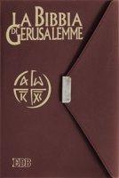 La Bibbia di Gerusalemme (tascabile - copertina in plastica con bottone)
