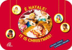 Copertina di 'È Natale. It's Christmas!'