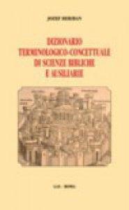 Copertina di 'Dizionario terminologico-concettuale di scienze bibliche e ausiliarie'