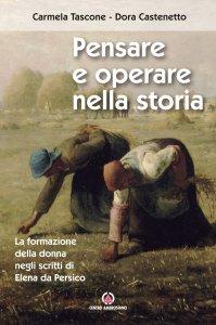 Copertina di 'Pensare e operare nella storia'